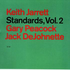 Keith Jarrett, Standards (Vol. 2), 00042282501523