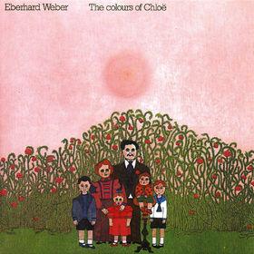 Eberhard Weber, The Colours Of Chloe, 00042283333123
