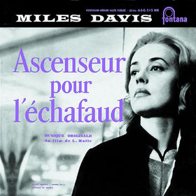 Miles Davis, Ascenseur Pour L'échafaud, 00042283630529