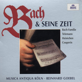 Bach und seine Zeit, 00028945936123