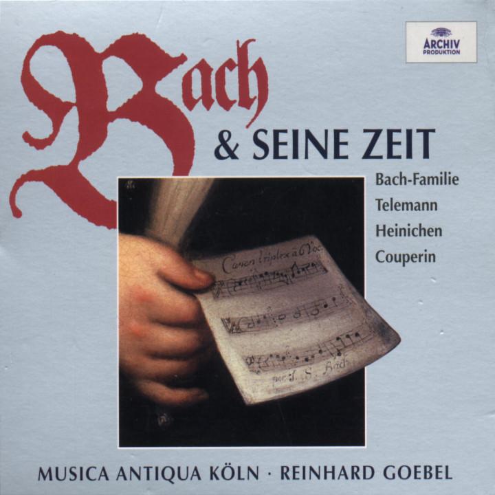 Bach und seine Zeit 0028945936129