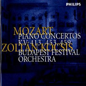 Wolfgang Amadeus Mozart, Klavierkonzerte Nr. 11 F-dur KV 413, Nr. 17 G-dur KV 453 & Nr. 19 F-dur KV 459, 00028945657721