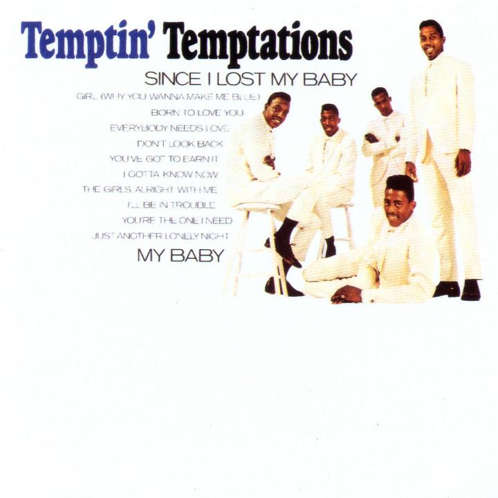 Temptin' Temptations 0731453093128