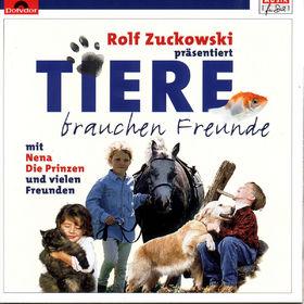 Rolf Zuckowski, Tiere brauchen Freunde, 00731455958928