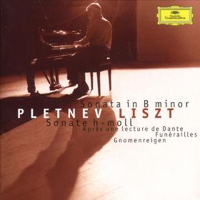 Franz Liszt, Klaviersonate h-moll, 00028945762920