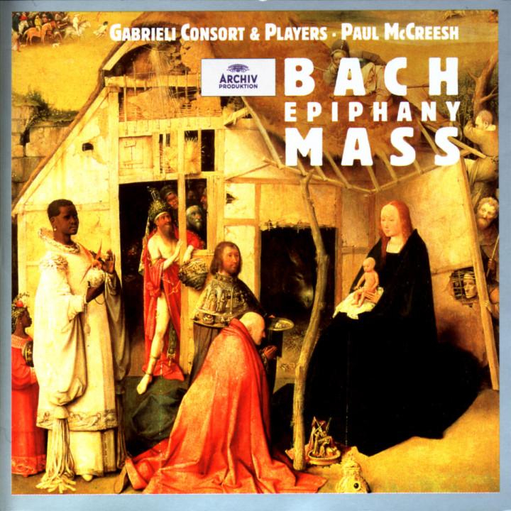 Bach: Epiphany Mass 0028945763123