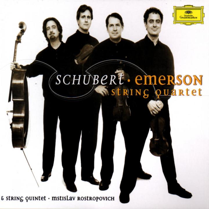 Späte Streichquartette - Streichquintett 0028945915122