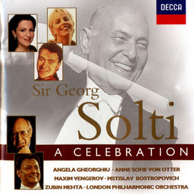 Sir Georg Solti, Eine Huldigung Georg Soltis, 00028946600023