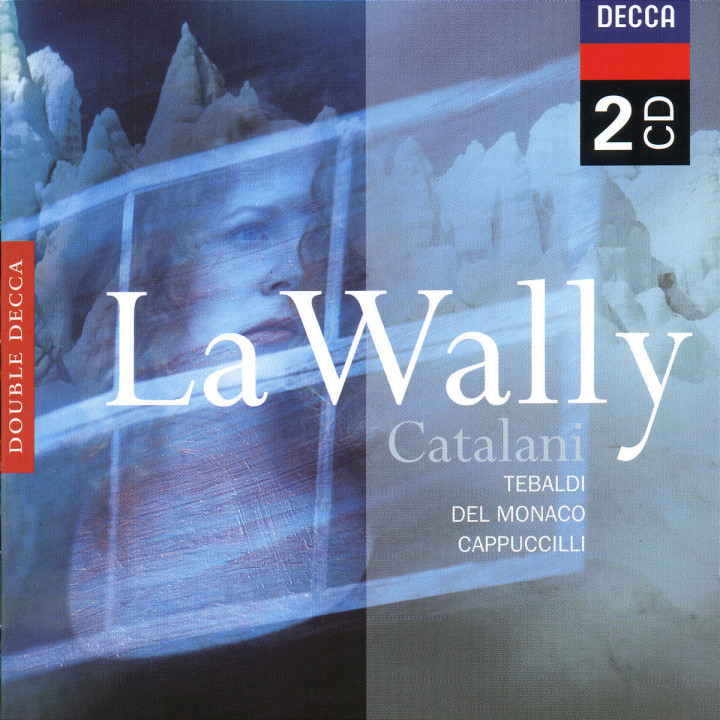 Catalani: La Wally 0028946074422
