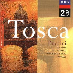 Dietrich Fischer-Dieskau, Tosca, 00028946075326