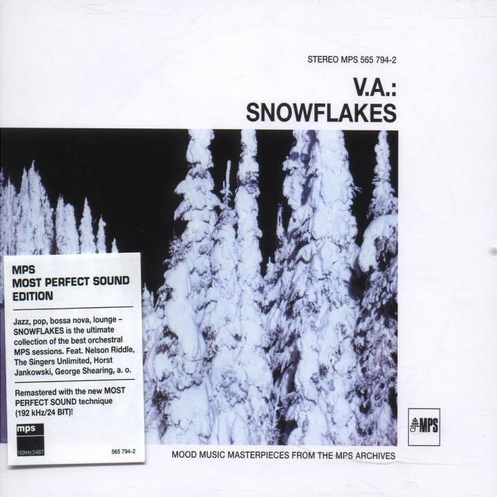 Snowflakes 0731456579421