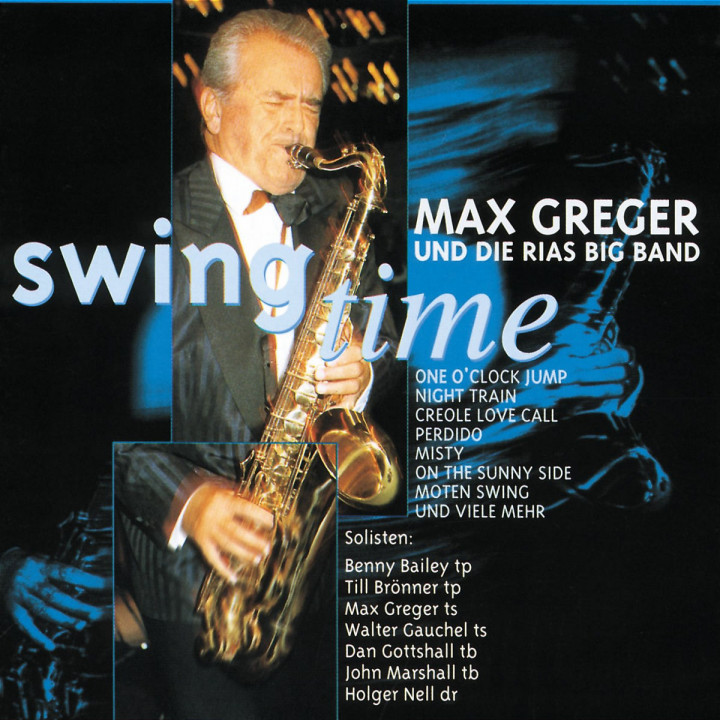 Max Greger & Rias Big Band 0731455985524