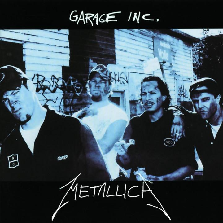Garage Inc. 0731453835120