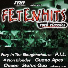 FETENHITS, Fetenhits - rock classics, 00731456525525