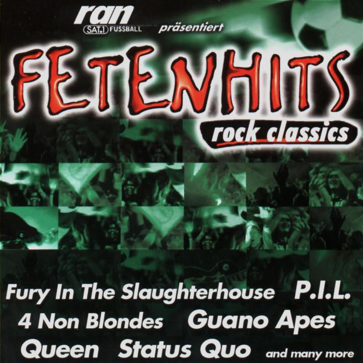 Fetenhits Rock Classics 0731456525525