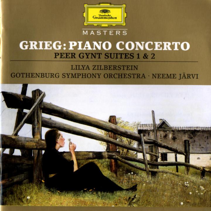 Grieg: Piano Concerto; Peer Gynt Suites Nos.1 & 2 0028944560424
