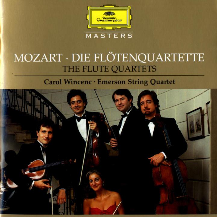Die Flötenquartette 0028944560620