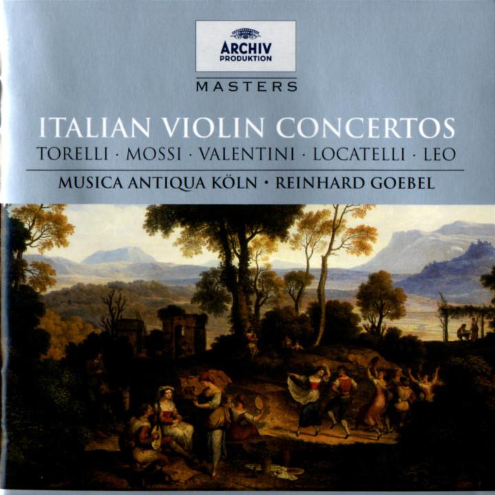 Italienische Violinkonzerte 0028944561229