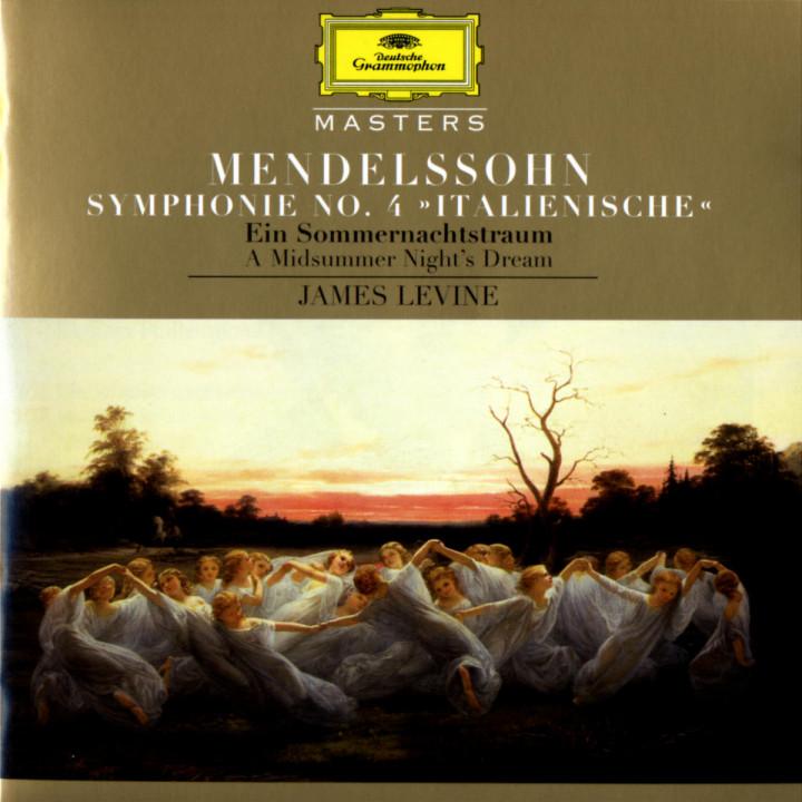 """Sinfonie Nr. 4 A-dur op. 90 """"Italienische""""; Ein Sommernachtstraum op. 21 & op. 61 0028944560527"""