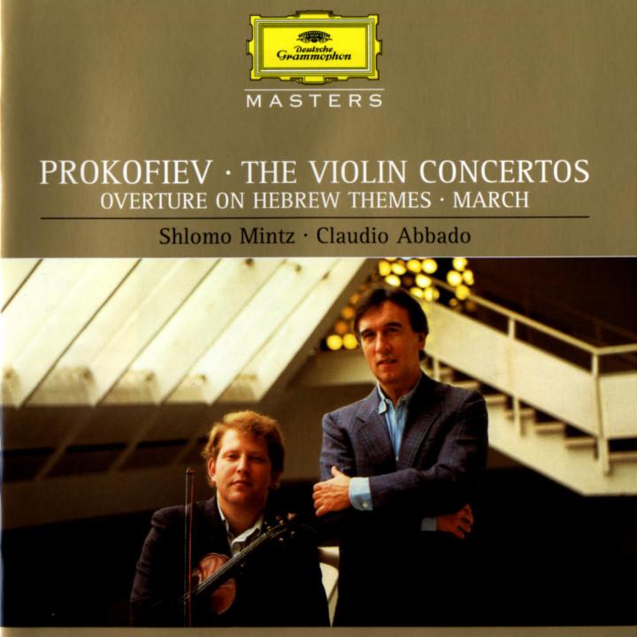Prokofiev: Violin Concertos No.1 op.19 & No.2 op.63 0028944560723