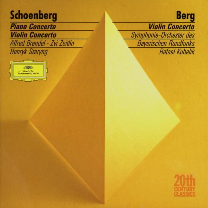 Klavierkonzert; Violinkonzerte 0028943174022