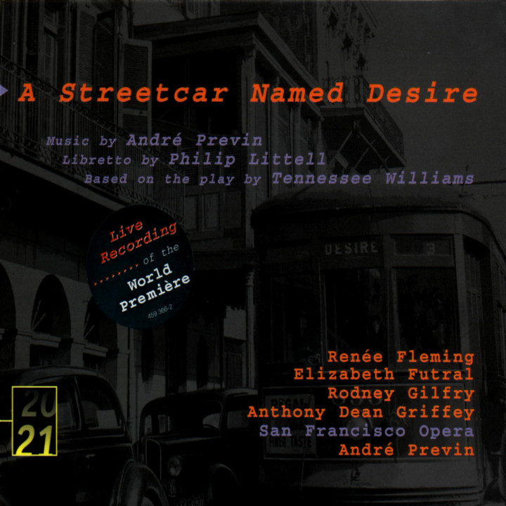 A Streetcar Named Desire 0028945936624