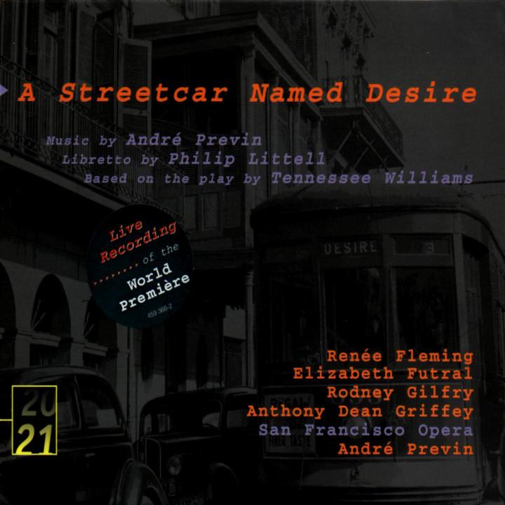 A Streetcar Named Desire 0028945936624