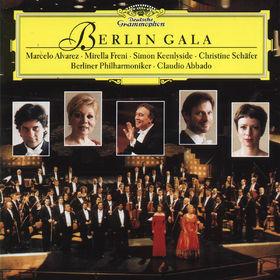 Claudio Abbado, Berlin Gala, 00028945955520