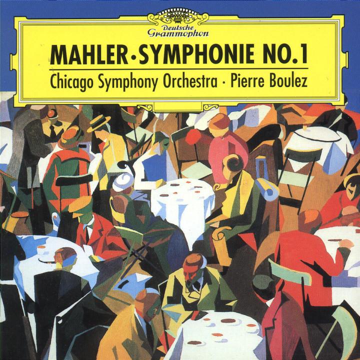 Mahler: Symphony No.1 0028945961020
