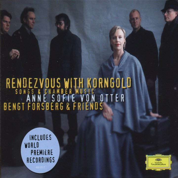 Rendezvous with Korngold 0028945963125