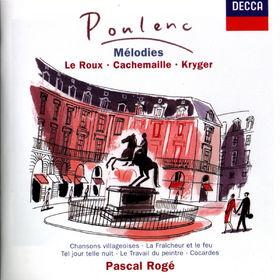 Francis Poulenc, Chansons Villageoises, 00028946032626