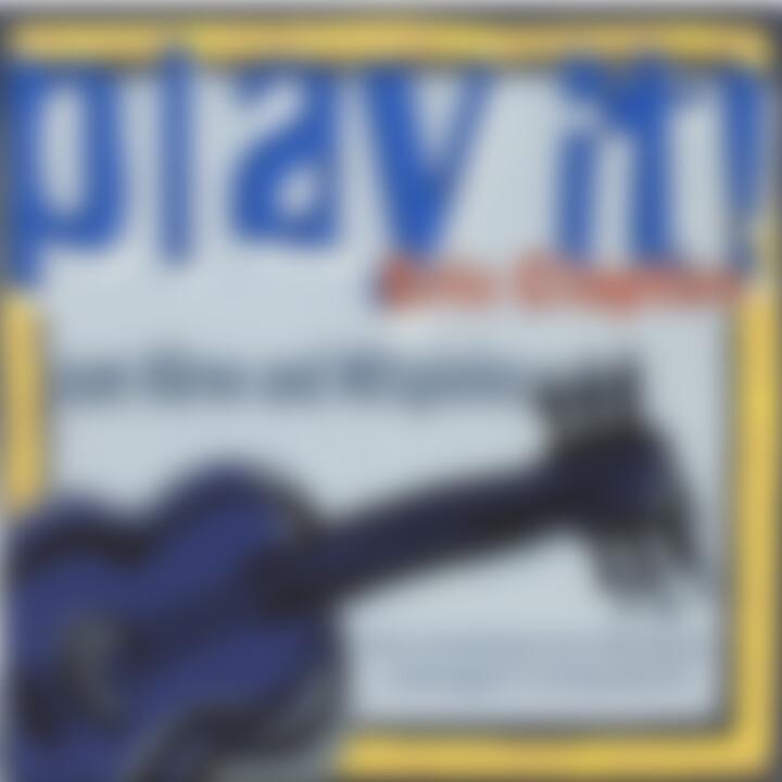 Play It! Eric Clapton 0731455957125