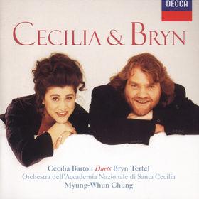 Wolfgang Amadeus Mozart, Cecilia & Bryn, 00028945892825