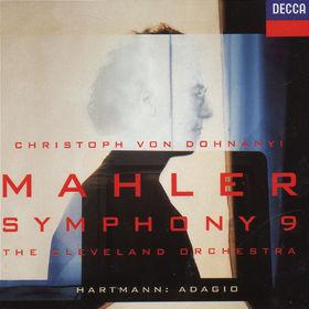 Gustav Mahler, Symphony Nr. 9 - Adagio, 00028945890227