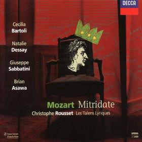 Wolfgang Amadeus Mozart, Mozart: Mitridate, Re di Ponte, 00028946077221