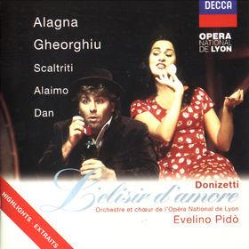 Gaetano Donizetti, L'elisir d'amore (Auszüge), 00028946606421