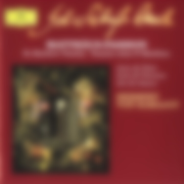 Bach: St. Matthew Passion - Arias & Choruses 0028946300121