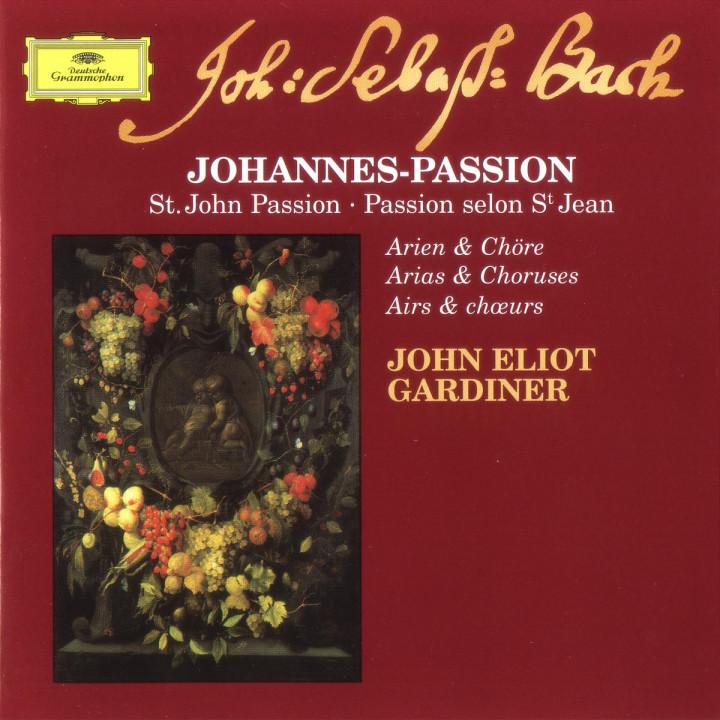 Johannes-Passion  - Arien & Chöre 0028946300224