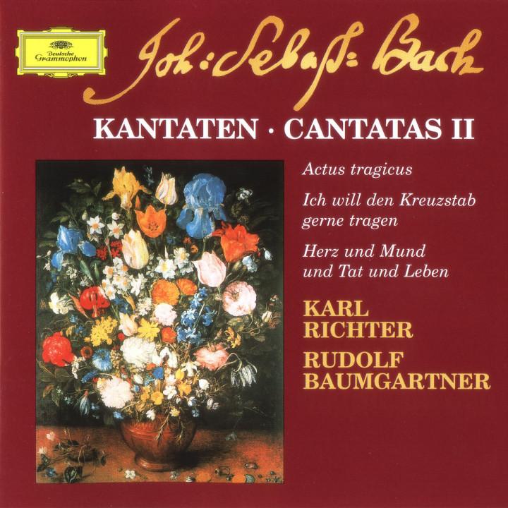 Bach: Cantatas II 0028946300822