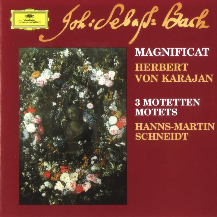Magnificat; Motetten BWV 225 - 227 0028946301029