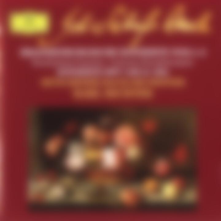 Brandenburgische Konzerte Nr. 1 - 3 0028946301122