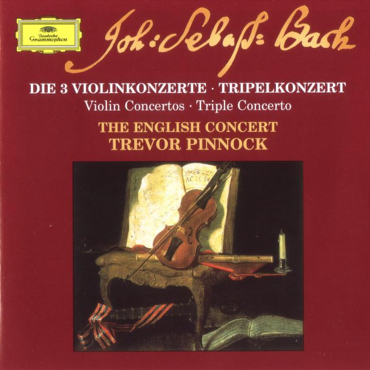 Violinkonzerte; Tripelkonzert 0028946301421
