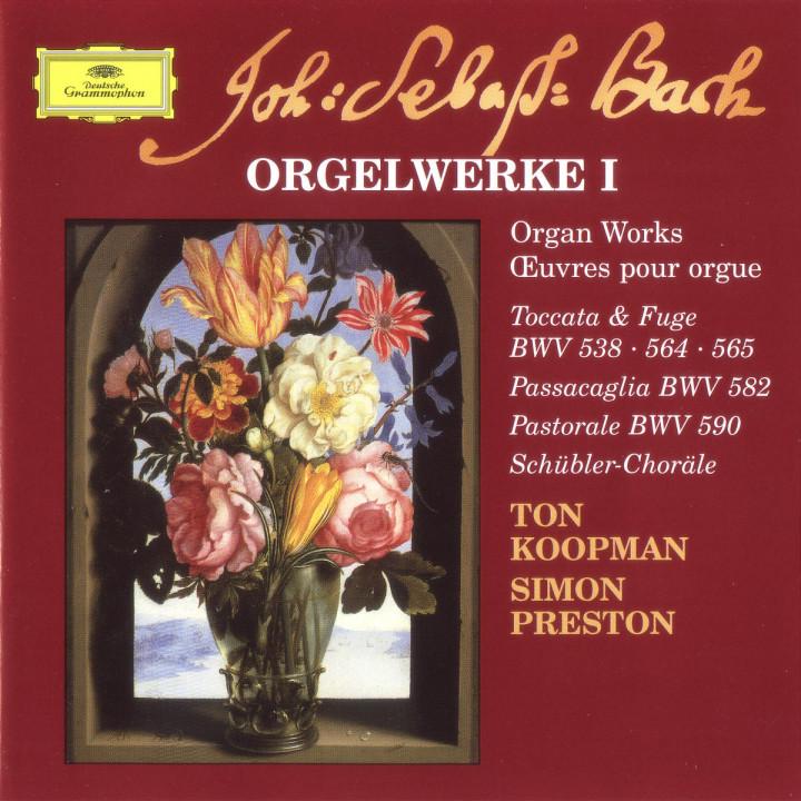 Bach: Organ Works I 0028946301627