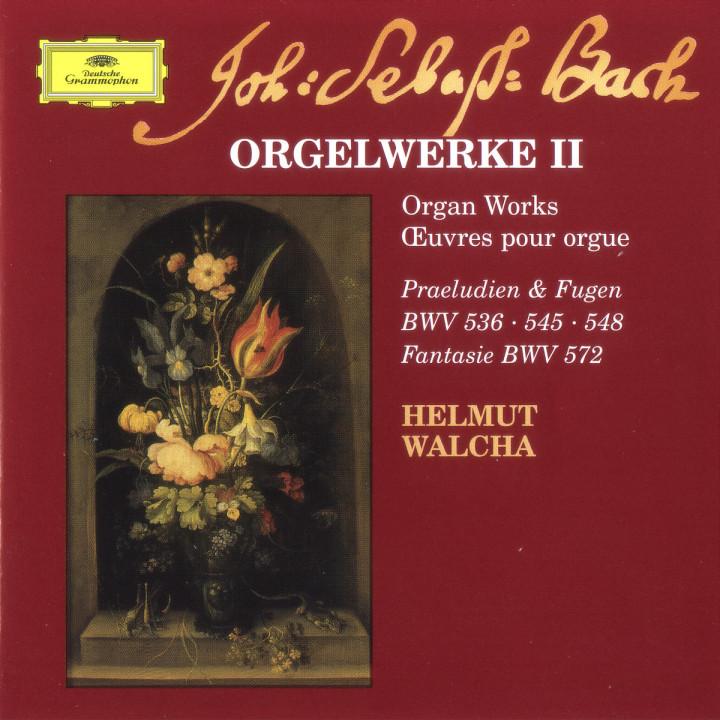 Orgelwerke II 0028946301720