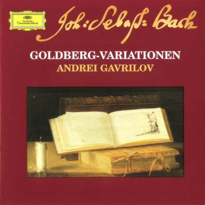 Goldberg-Variationen 0028946301926