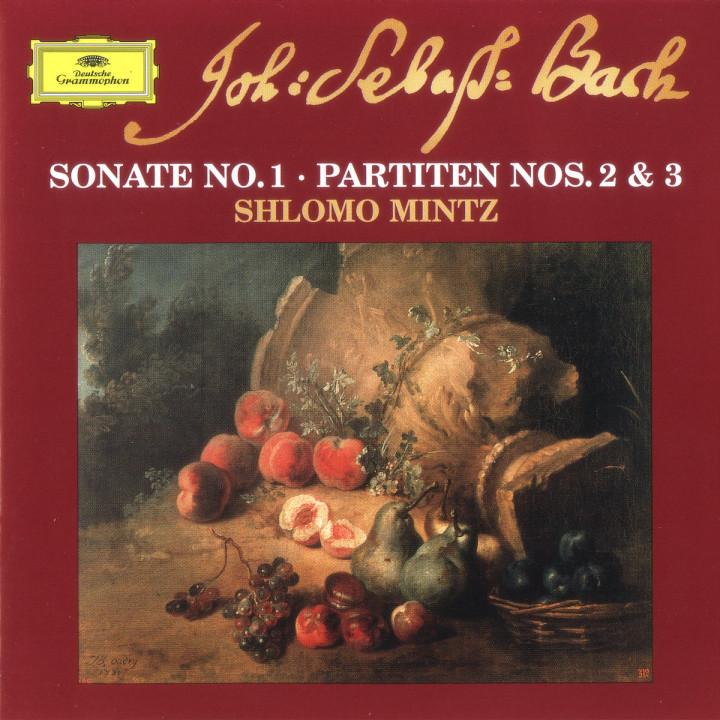 Sonate Nr. 1; Partita Nr. 2; 3 0028946302329