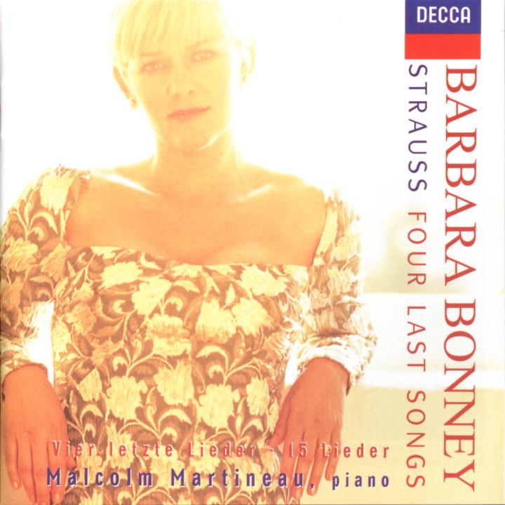 Strauss, R.: Four Last Songs 0028946081226