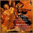 Arcangelo Corelli, La Folia 1490-1701, 00000059324423