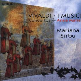 Antonio Vivaldi, Concertos for Anna Maria, 00028945445922