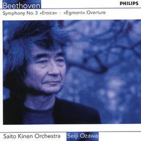 Ludwig van Beethoven, Sinfonie Nr. 3 Es-dur Eroica, Egmont-Ouvertüre f-moll, 00028946204924